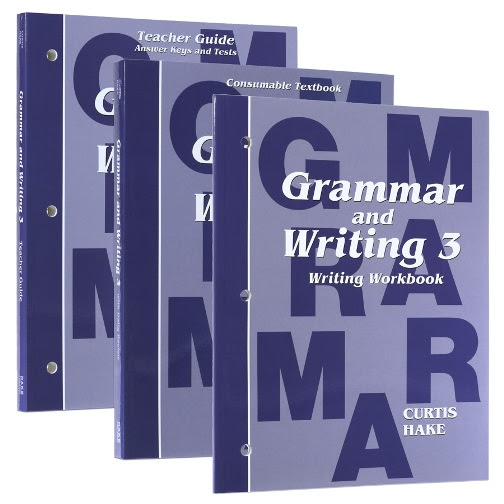 Hake Publishing Writing and Grammar