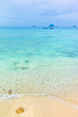 Perhentian Kecil Island, Malaysia