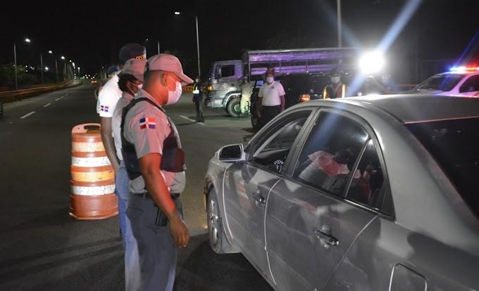 PGR REVISA INSTRUCCIÓN SOBRE MULTAS A VIOLADORES DEL TOQUE DE QUEDA