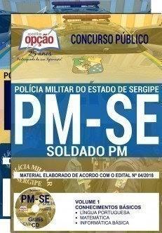 Apostila Concurso PM-SE - PM de Sergipe Soldado