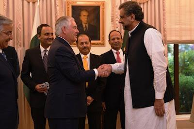 USA: Senators Urge Trump to Blacklist Pakistan For Religious Freedom Abuses