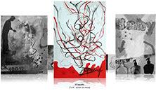 Paintings by fine artist Dennis Ryan - OCD Series