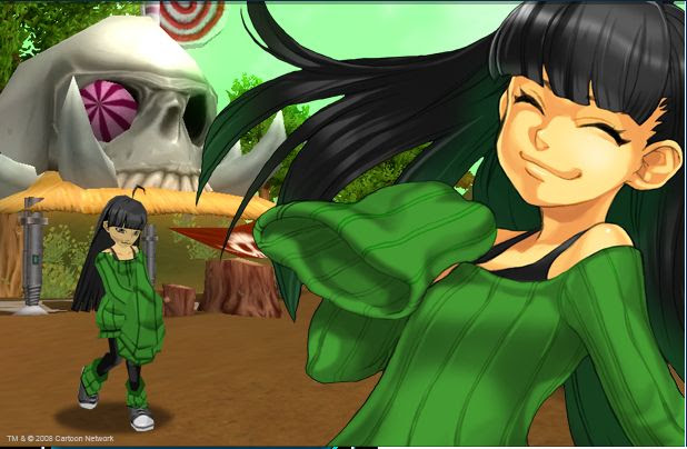 FusionFall - cartoon-network-fusionfall Photo