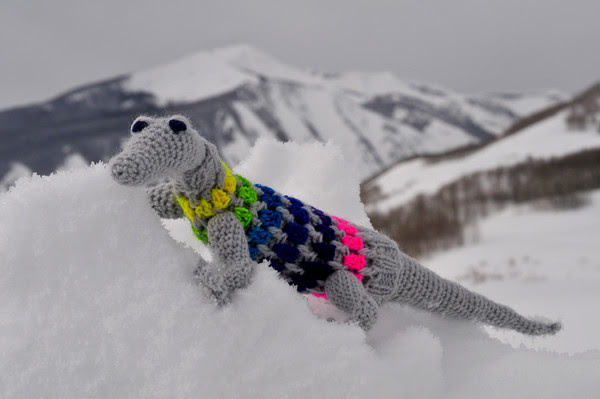 Cortez can't wait to go back to Crested Butte!