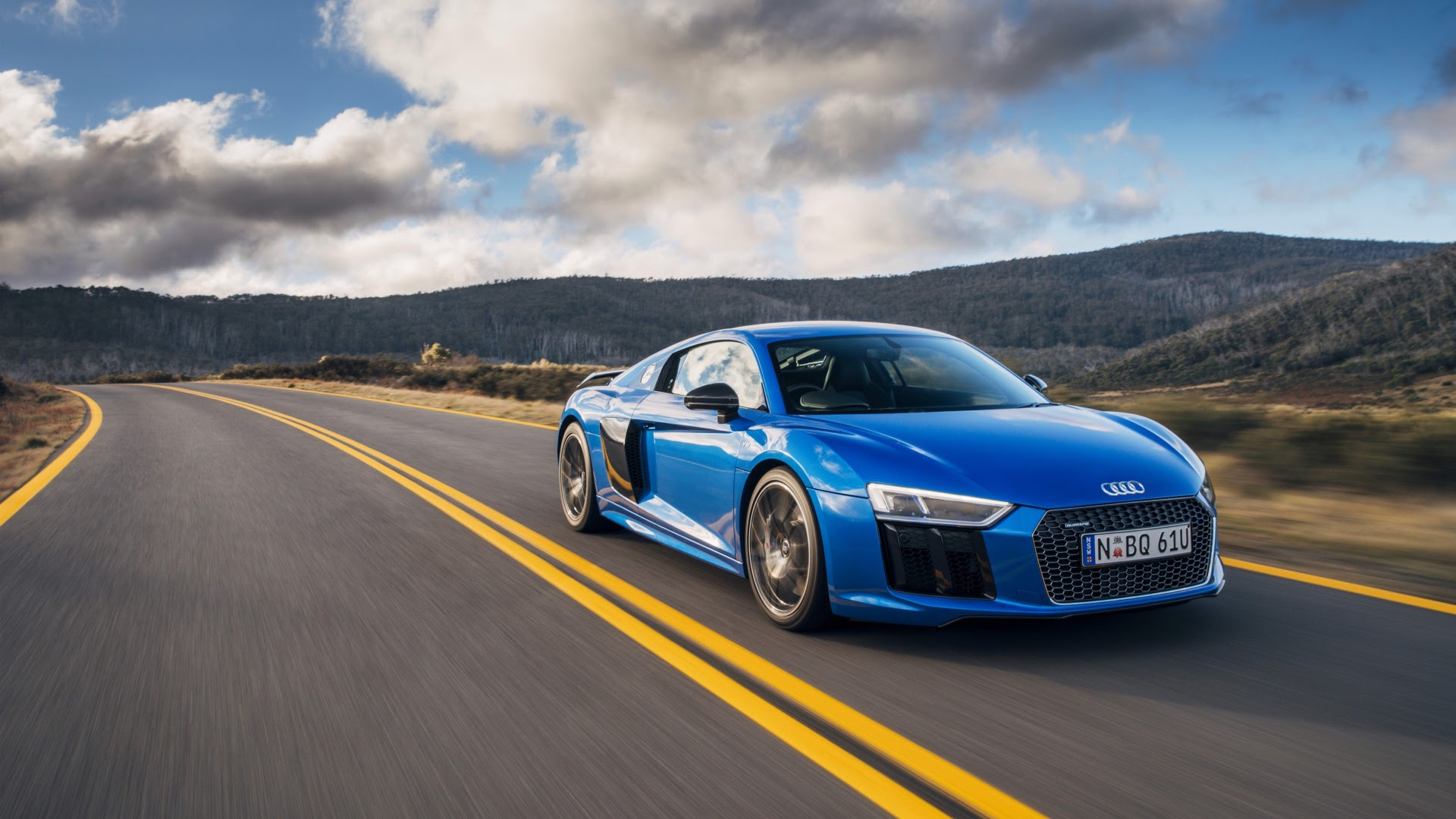 2016 Audi R8 4K Wallpaper  HD Car Wallpapers  ID 6829