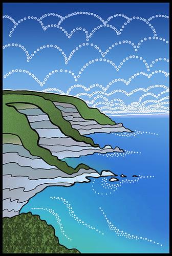 Burthallan Cliffs