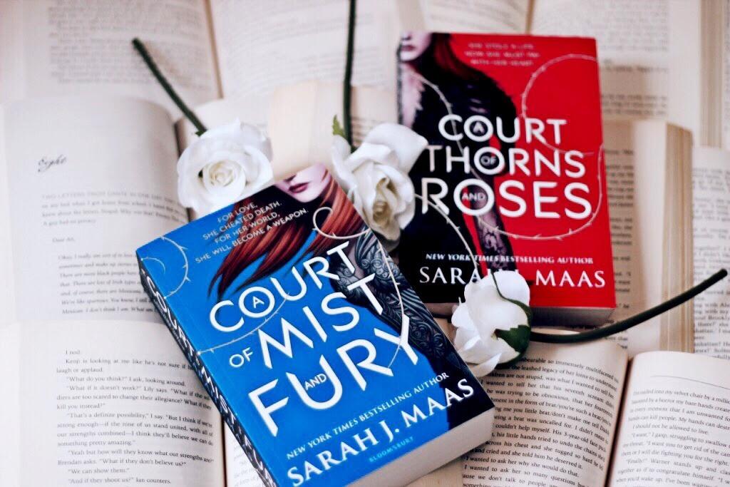 Author : Sarah J. Maas