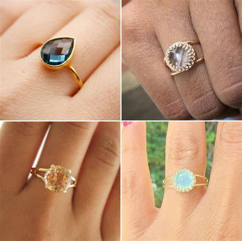 Engagement Rings Under $100   POPSUGAR Smart Living