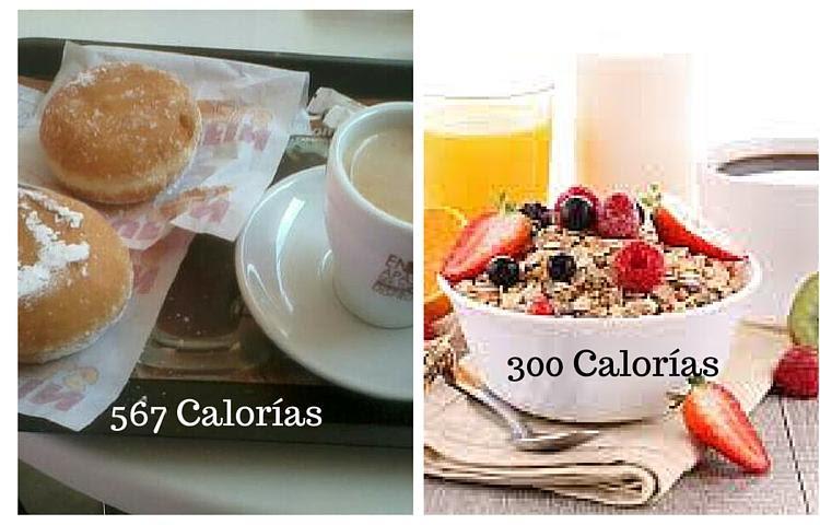 Cómo reducir 890 calorias cada día para perder peso