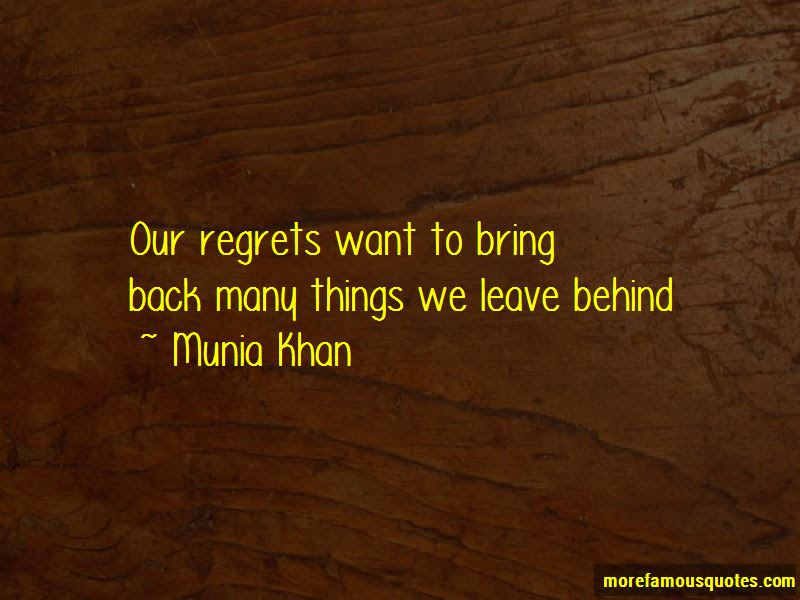 Things We Leave Behind Quotes Top 48 Quotes About Things We Leave