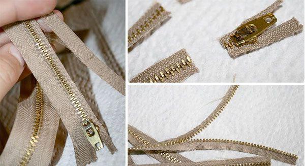 Le Frufrù: Accessori glamour con la vecchia cerniera