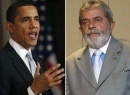 Obama And Lula
