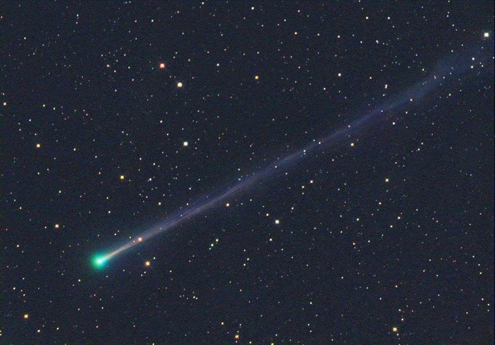 Resultado de imagem para cometa 45p