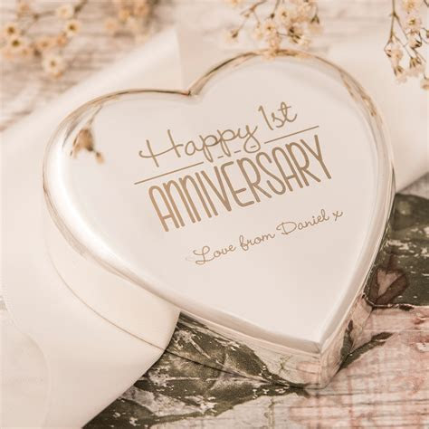 1st Anniversary Gift Ideas For Couples   Creative Gift Ideas