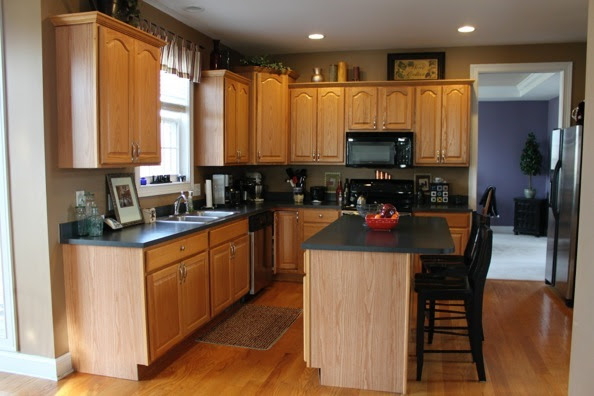 Kitchen Cabinet Painted Finishes