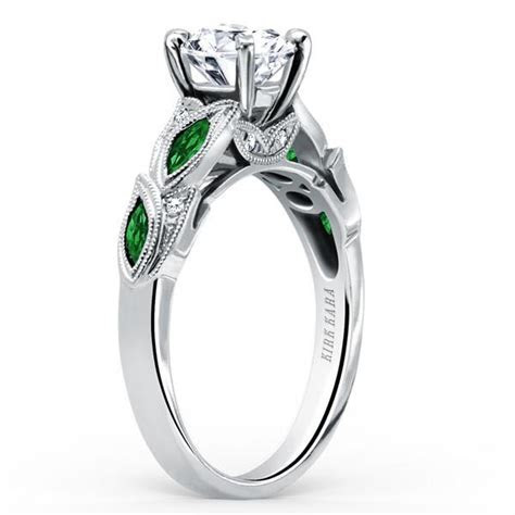 Ben Garelick Jewelers · Kirk Kara Green Tsavorite