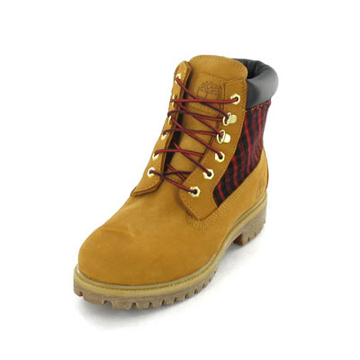 Timberland 6'' panel boot