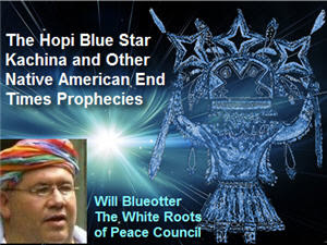 Comet Elenin and The Hopi Blue Star Kachina End Times Prophecy