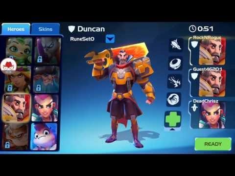 Görevler ve PVP - Planet of Heroes