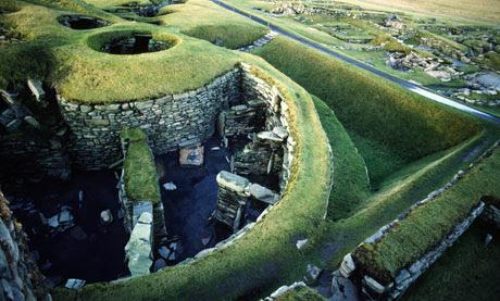 Jarlshof, Shetland Islands