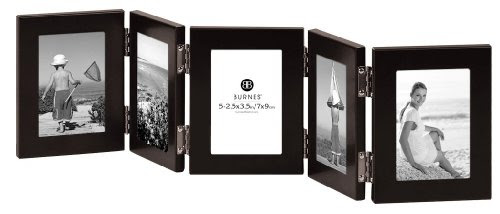 Burnes Of Boston C53923 5 Hinged Picture Frame 2 12 Inch By 3 12
