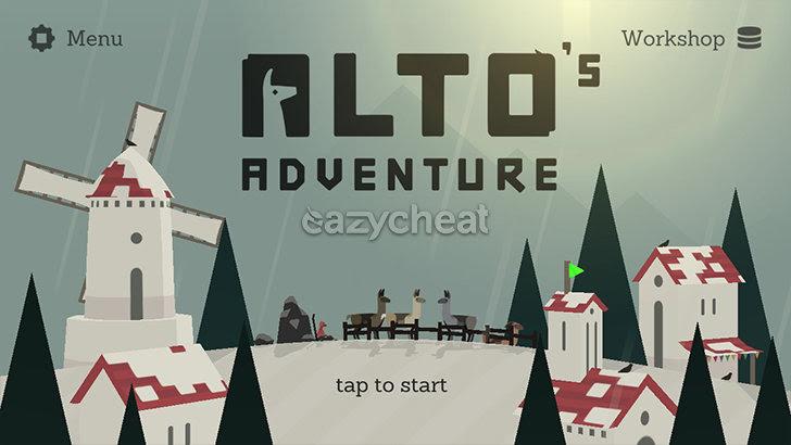 Alto's Adventure v1.3 Cheats