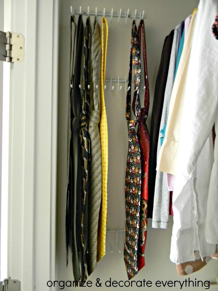 Master Closet Organization 3.1
