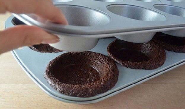 Moldes de brownie