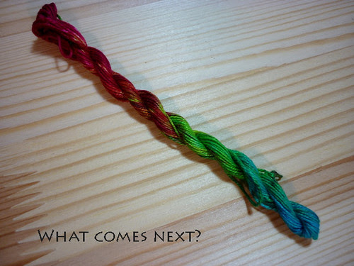 rainbow thread