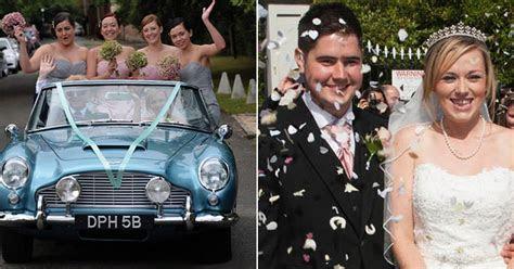 Chris Evans' eldest daughter weds   Mirror Online