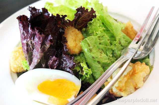 Tofu Green Salad P220