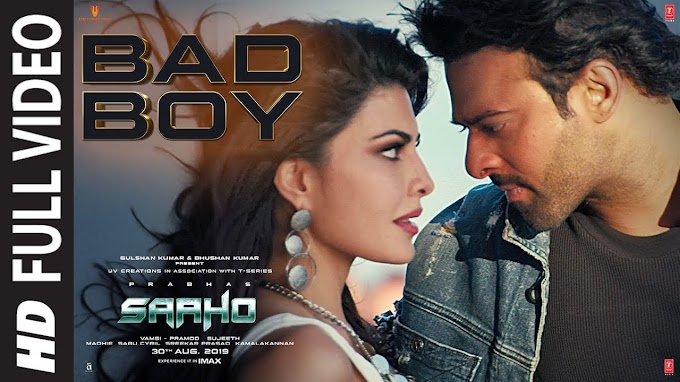 Bad Boy | Saaho