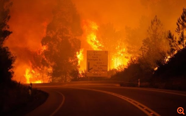 πορτογαλία πυρκαγιά
