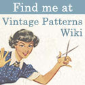 The Vintage Pattern Wiki