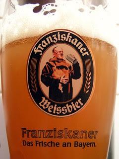Franziskaner, Hefe-Weissbier, Germany