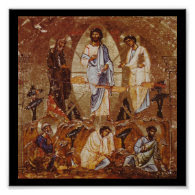 Transfiguration of Christ Posters