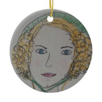 Emma zazzle_ornament