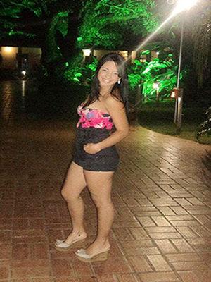 Adolescente está há quatro dias desaparecida em Cuiabá (Foto: Arquivo pessoal)