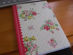 自分磨きノートの表紙見本 今日からできる自分磨きノートの作り方