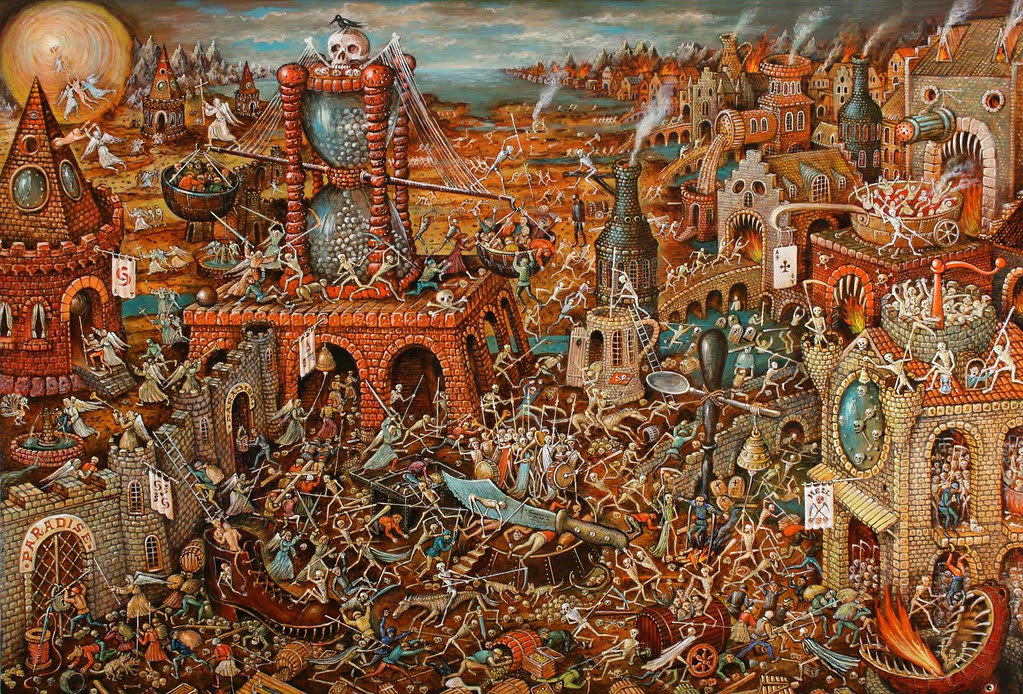 Sergey Tyukanov - Purgatory, 2007