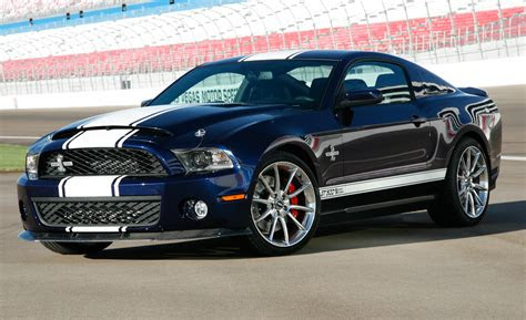 ford mustang gt shelby super snake