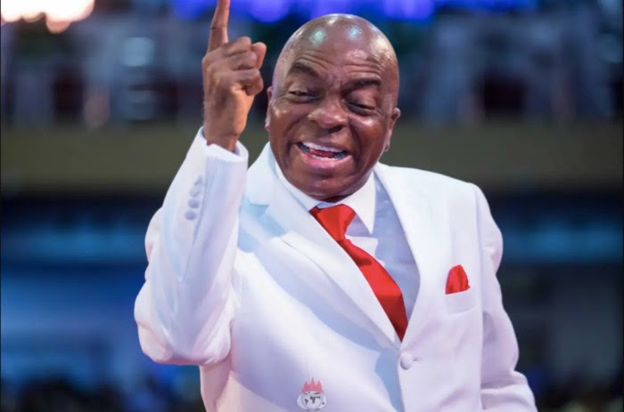 The doors to churches across nations are again declared open. Anyone against it will die for it' – Bishop Oyedepo
