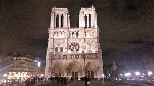 Париж, Нотр Дам