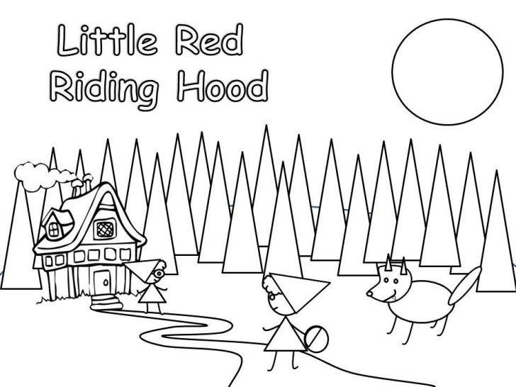 Story Telling for ESL kids: Little Red Riding Hood