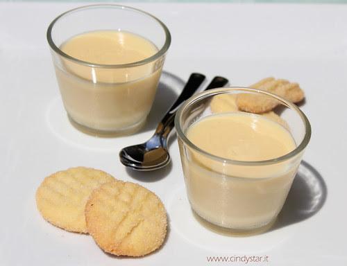 biscotti maionese con crema bimby