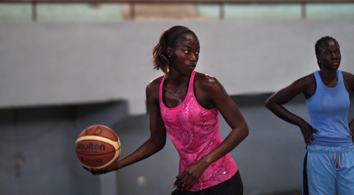 El Baloncesto Femenino Senegales En Los Juegos Olimpicos 2016