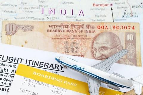 Kadar visa ke India naik?