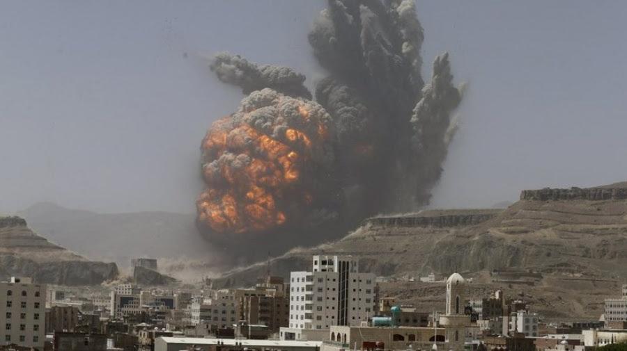Υεμένη: Από τον Μάρτιο του 2015 έχουν πραγγματοποιηθεί περίπου 17.000 αεροπορικές επιδρομές