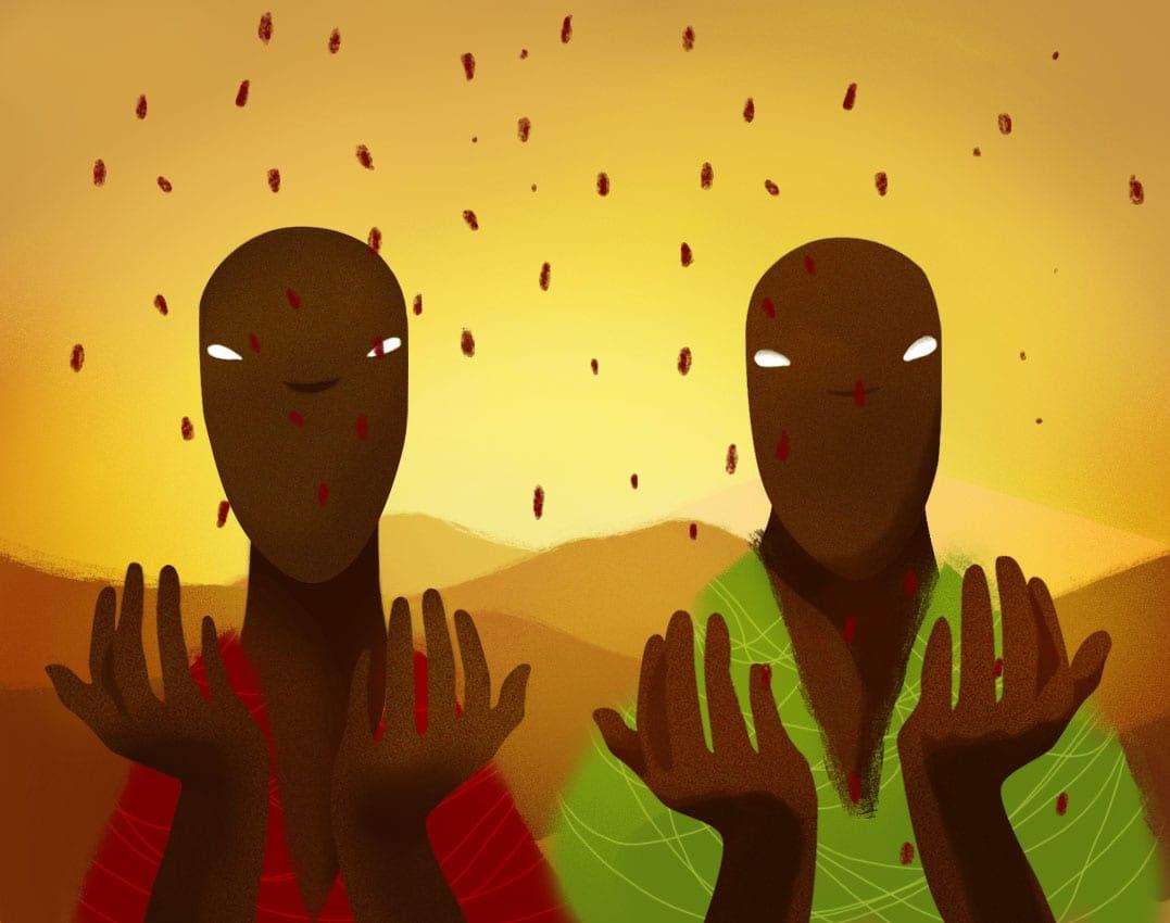 lendas africanas para criancas