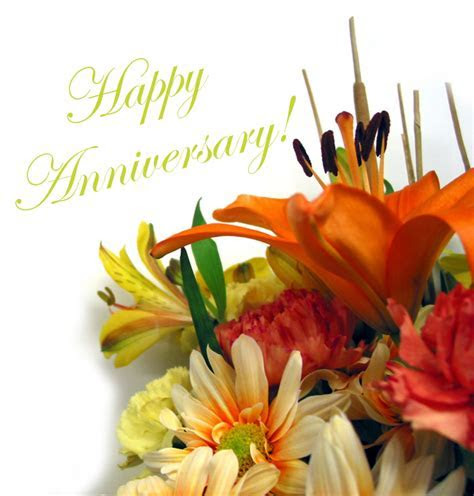 Wedding Anniversary Flowers   Anniversary Gifts